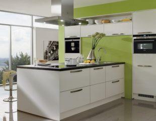 Alles over de landelijke keuken met kookeiland