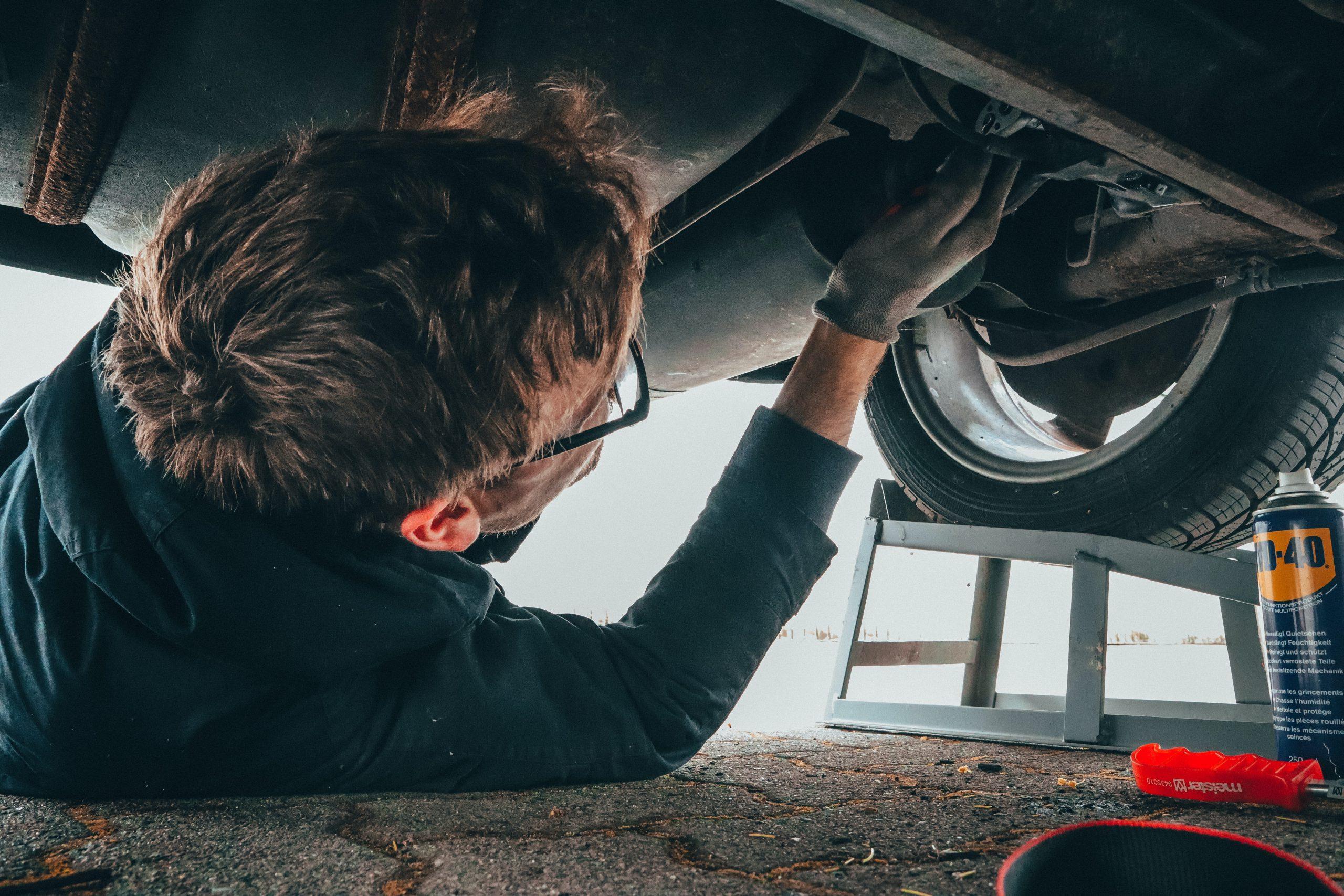 Veel technisch inzicht en interesse in auto's? Word dan automonteur